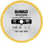 DeWalt Construction 12 In. 60-Tooth Fine Finish Circular Saw Blade Image 1