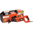 Black & Decker 8.5-Amp Reciprocating Saw Kit Image 8